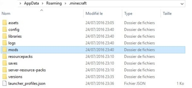 installer optifine 7 How to install Optifine with Forge on Windows